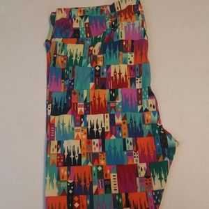 Lularoe Disney legging tc
